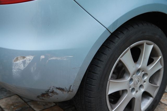 Car damage?